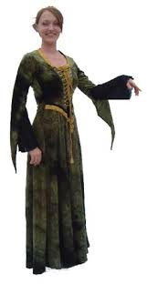 Maid Marian Halloween Costume Historical Fancy Dress Hire Costumes