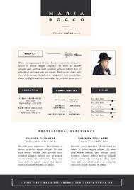 4 page resume cv template cover letter by theresumeboutique
