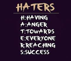 Quotes About Motivational Quotes About Haters