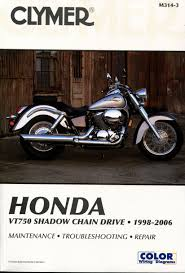 honda shadow vt750 ace deluxe shadow spirit service repair manual