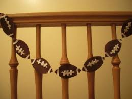 Diy Football Decorations Textbook Mommy Diy Super Bowl Decorations