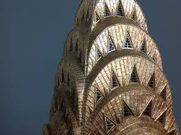 the chrysler building new york made by timothy richards