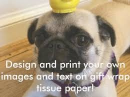 Tissue Paper Gift Wrap - digiwrap create fully custom tissue paper gift wrap for the