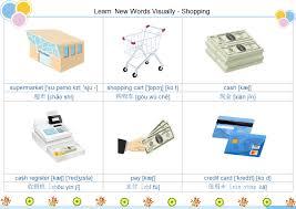 shopping flash card free shopping flash card templates