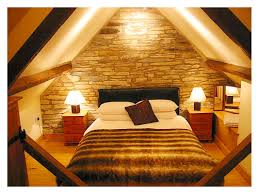 modern and classic design in attic bedroom ideas wigandia