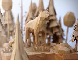 modern wooden animal sculptures wooden animal sculptures