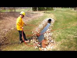 french drain and window well weeping tile flushing 1 888 750 0848