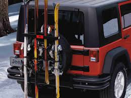 jeep accessories parts com jeep accessories 2010 wrangler unlimited exterior racks