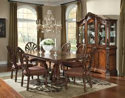 Dining Room Set With China Cabinet by Ledelle Dining Room National Furniture Liquidators