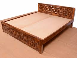 Sheesham Wood Furniture Online Bangalore Gayle Sheesham King Size Bed Buy And Sell Used Furniture And