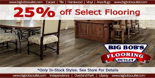 Laminate Flooring Wichita Ks Big Bob U0027s Flooring Outlet U2013 Overland Park Independence Liberty