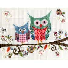 bothy threads woo counted cross stitch kit co uk