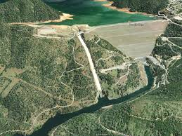 lake oroville 100 full emergency spillway use hours away roy