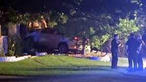 lexus of austin jobs lexus crashes into house in local neighborhood during police chase