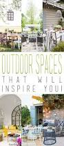 160 best images about outdoor diy decor on pinterest outdoor