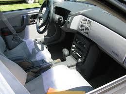 Pontiac Grand Am Interior Parts Junkyard Find 1989 Pontiac Grand Am