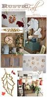 rustic fall home decor inspiration sundays at home no 27 weekly