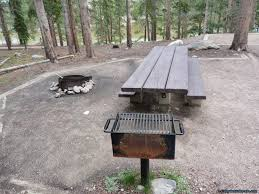 chambers lake campground camping review