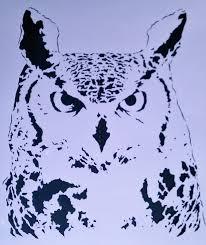 bird stencil art bryce chisholm u0027s art