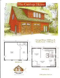 log home floor plans with garage griffin log home plan log homes of america