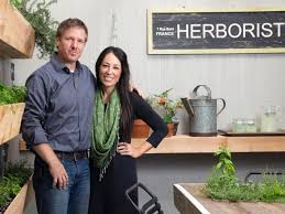 have a couple of laughs with fixer upper stars chip and joanna