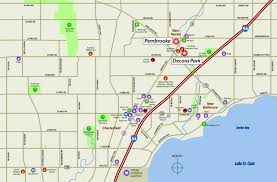 Maps Of Macomb County Michigan And Locals And Locations by New Homes In New Haven Southeast Michigan New Homes