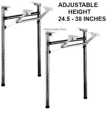 adjustable folding table leg hardware the best adjustable metal table legs decor chetareproject com