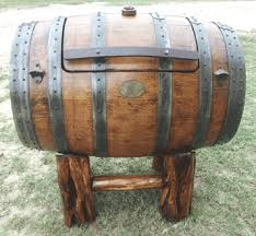 wine barrel porch light for sale original texas hill country wine barrel party cooler
