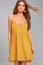 baby doll dresses mustard yellow dress babydoll dress lace dress