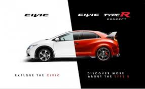 on honda civic commercial honda s paper ad is mind blowingly creative of gears