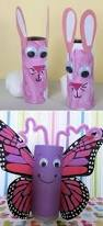 toilet paper roll crafts for kids recycled things