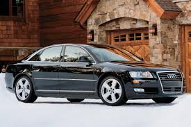 2008 audi a8 information and photos zombiedrive
