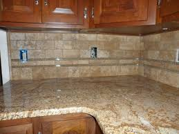 kitchen awesome kitchen backsplash glass tile and stone