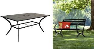 Furniture Enjoy Your Backyard With Perfect Picnic Tables Lowes by Lowe U0027s Up To 75 Off Patio Furniture Clearance U2013 Hip2save
