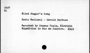 Radio Nacional De Angola Ao Audio Recording Portuguese Library Of Congress