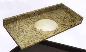 One Piece Bathroom Vanity Tops by Strasser Stone And Porcelain Vanity Tops