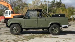 land rover usa defender this land rover 110 is the military vehicle you u0027ve always wanted