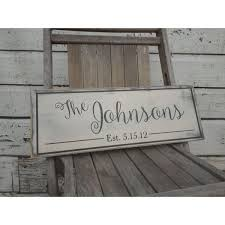 Custom Signs For Home Decor Best 25 Last Name Decor Ideas On Pinterest House Name Signs