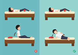 How To Sleep Comfortably On The Floor Sleeping Postions After Spine Surgery