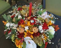 Christmas Floral Table Centerpieces by Holiday Centerpiece Etsy