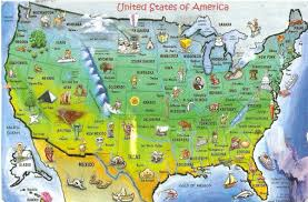 Travel Map Of Usa by Travel Map Of Usa My Blog