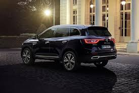 renault koleos 2017 upmarket renault koleos initiale paris revealed by car magazine