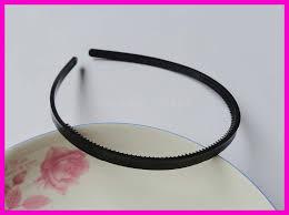 bando headbands aliexpress beli 10 pcs 13mm 1 2 hitam polos bando rambut