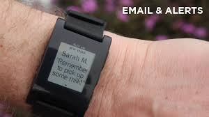 si e auto pebble pebble e paper for iphone and android by pebble technology
