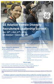 Sjobs Brassring Login by Ge Female Diversity Recruitment Leadership Summit