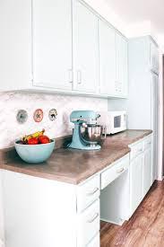 how to apply backsplash in kitchen diy marble contact paper backsplash a joyful riot