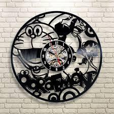 Wall Accessories Group Online Get Cheap Doraemon Wall Clock Aliexpress Com Alibaba Group