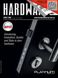 archive australian hardware journal