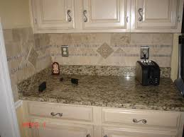 kitchen backsplash ideas with white cabinets under cabinet range