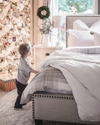 holiday home tour christmas decor ideas u2014 house of five